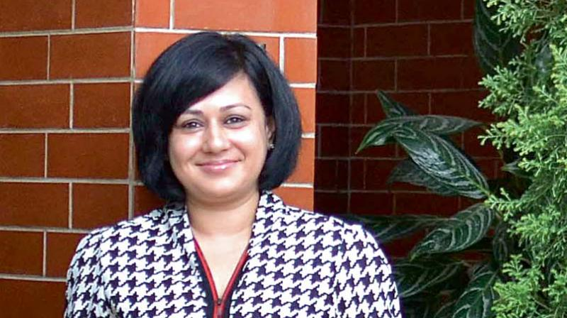 Namrata Soni, one of the entrepreneurs going the start-up way