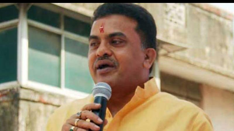 Congress leader Sanjay Nirupam. (Photo: File)