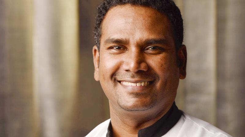 Chef Sundar