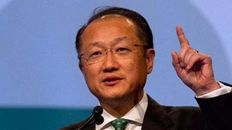 World Bank President Jim Yong Kim said GST is going to have a hugely positive impact on the Indian economy. (Photo: File | AP)