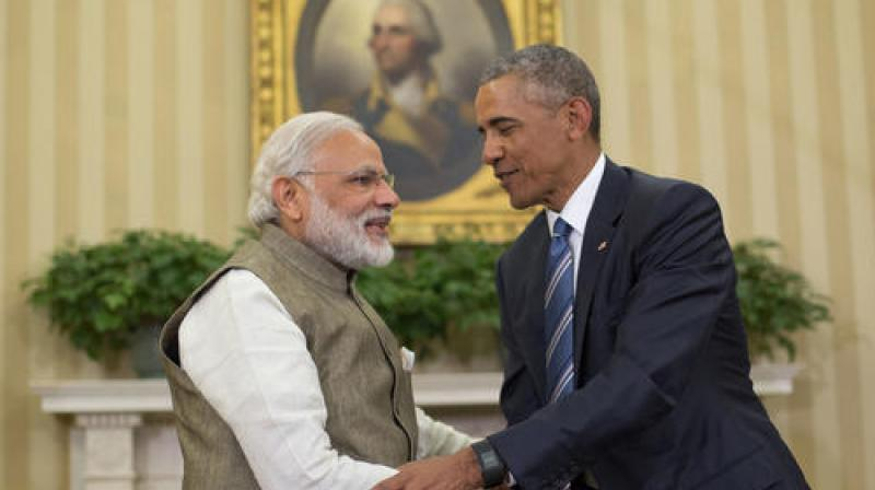 Barack Obama had welcomed India's application to the 48-member grouping during Modi's visit last week.