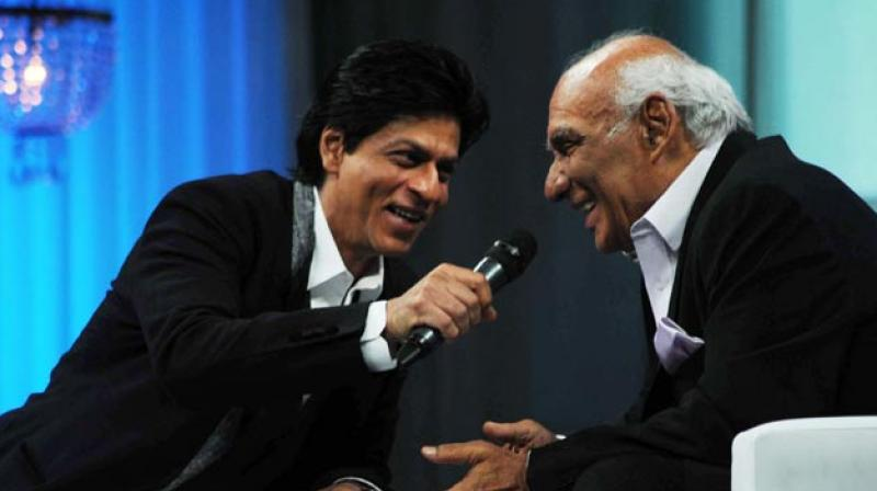 The actor also said that Yash Chopra never narrated him the film's idea.