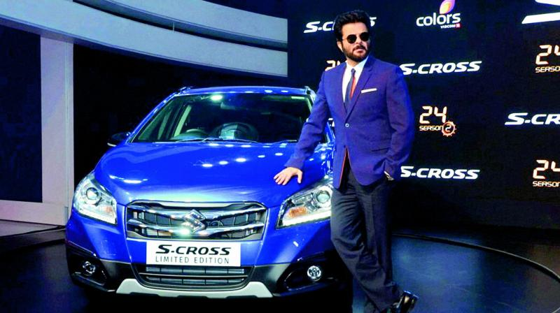 Luxury Cars Offer Visual Treat To People At Auto Expo 2016