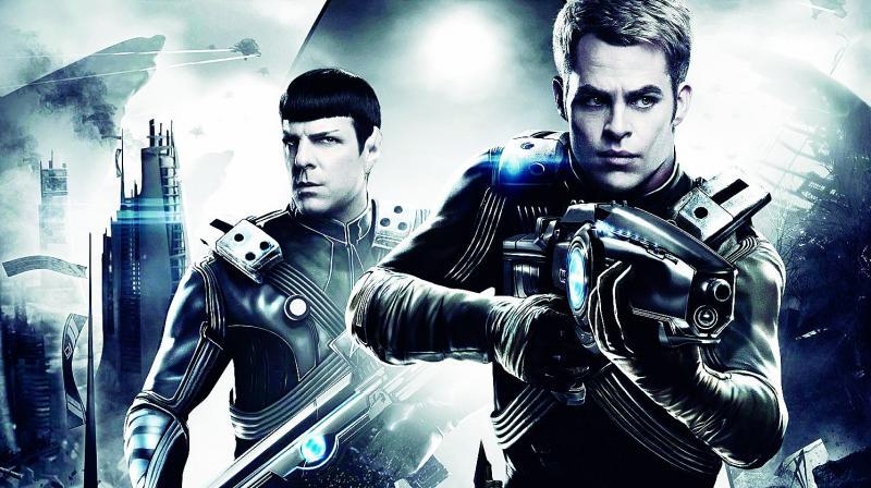 Still from the movie 'Star Trek Beyond'.