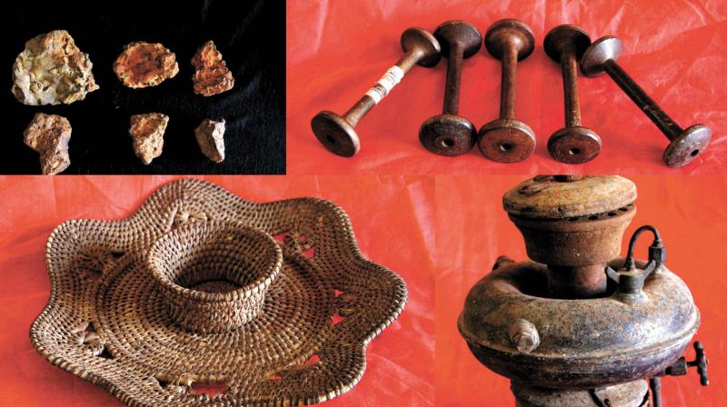 Antiquities collected through crowdsourcing will be kept in a museum.