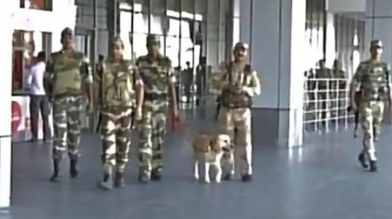 Policemen have been instructed to keep strict vigil at public places. (Photo: Representational image)