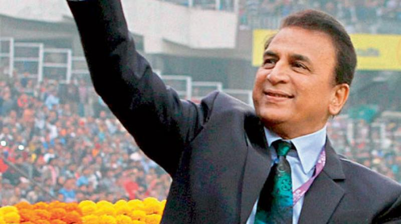 Sunil Gavaskar. (Photo: PTI)
