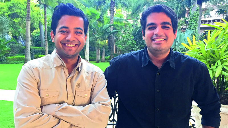 Roman and Gaurav, who have been friends for the past decade, say that the root of their synergy lies  in their dissimilarities as  individuals.