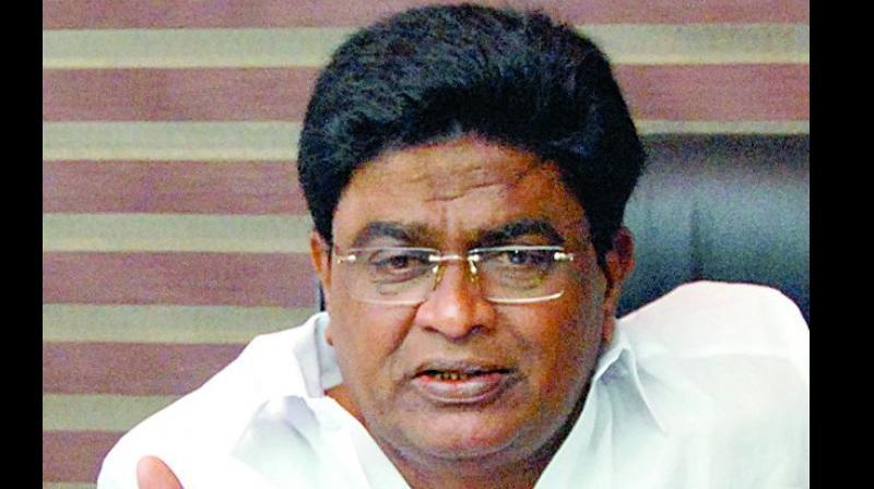 Vijayawada West TD MLA Jaleel Khan