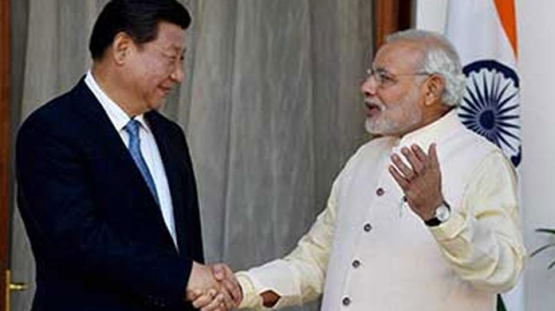 Chinese President Xi Jinping and Prime Minister Narendra Modi. (Photo: PTI)