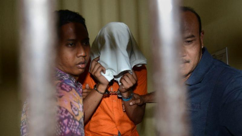 Australian Girl In Bali Prison