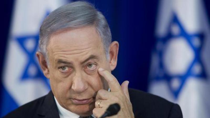 Israel's Prime Minister Benjamin Netanyahu. (Photo: AP)