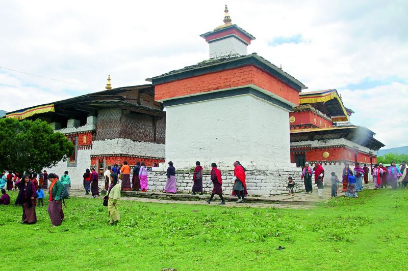 India is Bhutan's big bro in the neighbourhood, helping it in many fronts like defence and infrastructure.