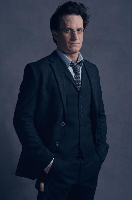Jamie Parker plays Harry Potter