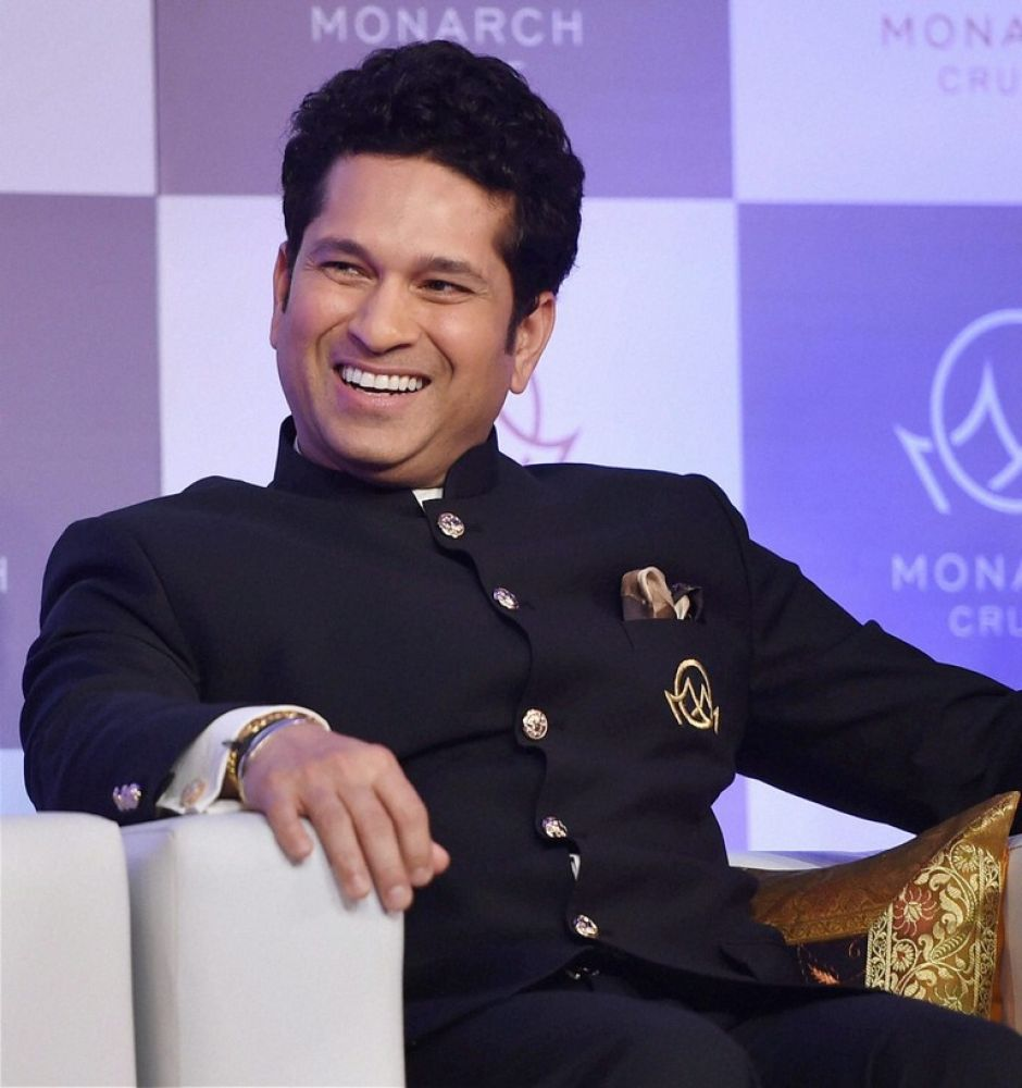 sachin tendulkar to play host in luxury cruise