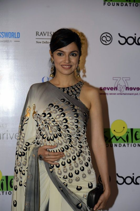 Divya Khosla Kumar looked ravishing at the event.