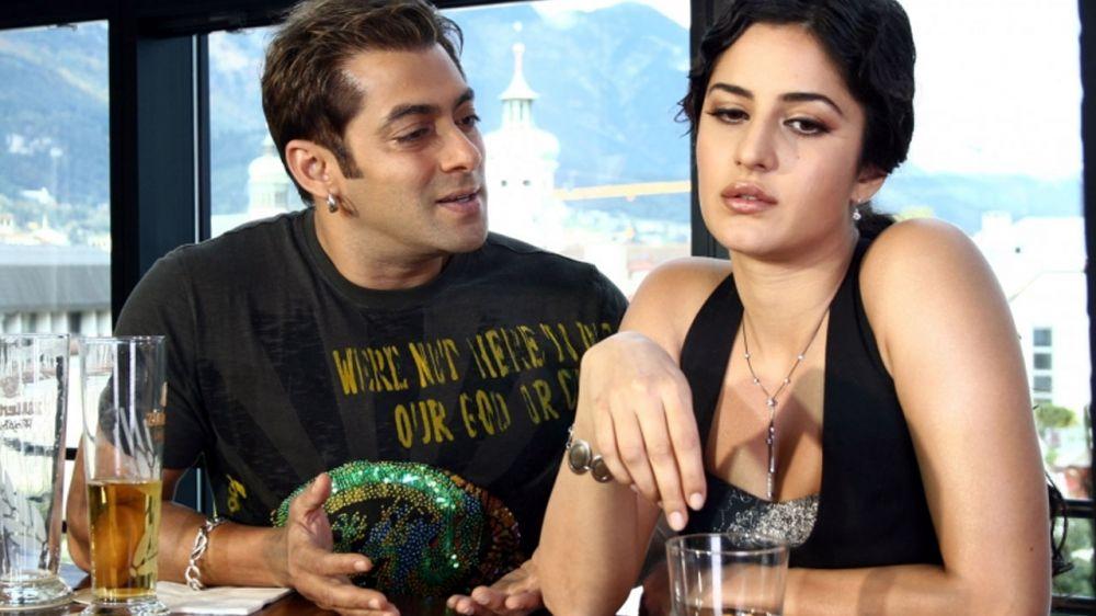 Image result for latest images of katrina kaif and salman khan from movie maine pyaar kyun kiya