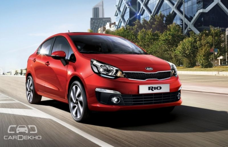 5 Kia Cars For Indian Roads