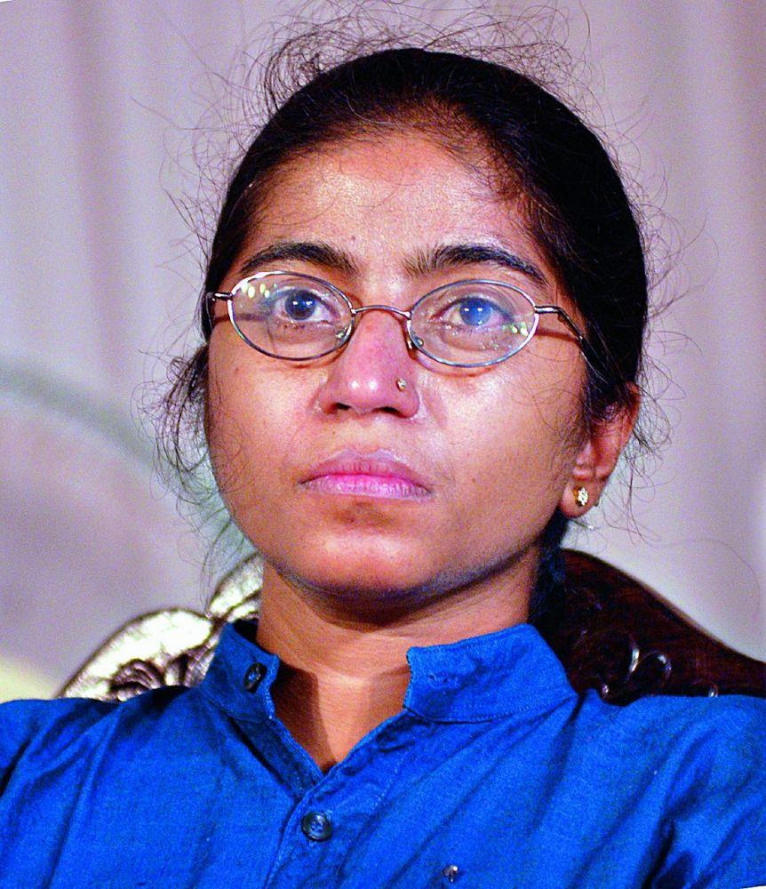 Sunita Krishnan - Padma Shri