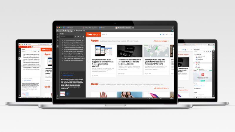 Vivaldi Browser